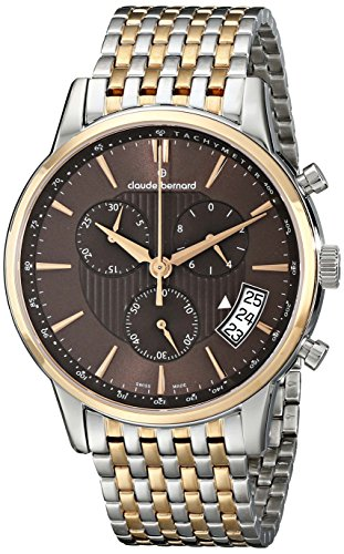 Claude Bernard Sophisticated Classics Chronograph 01002 357RM BRIR