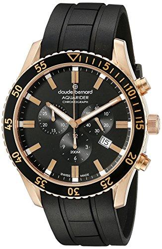 Claude Bernard Sporting Soul Aquarider Chronograph 10223 37RNCA NIR