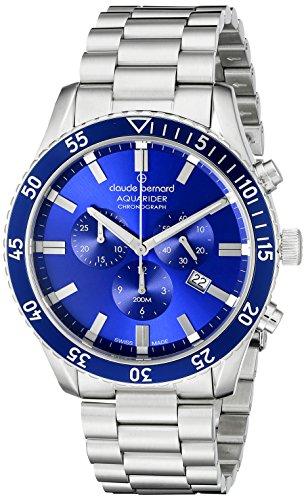 Claude Bernard Sporting Soul Aquarider Chronograph 10223 3MBU BUIN