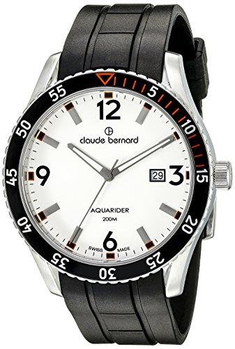 Claude Bernard Sporting Soul Aquarider 200m Sportuhr 53008 3NOCA AO