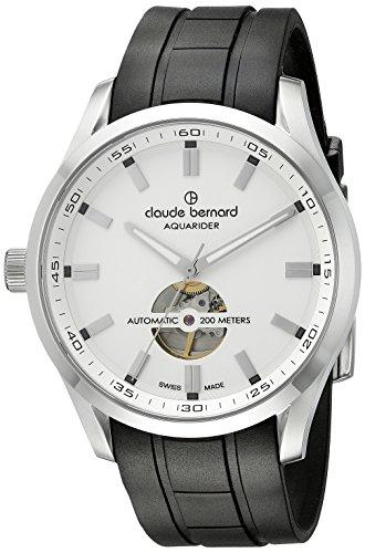 Claude Bernard Sporting Soul Aquarider Automatik Open Heart 85026 3CA AIN