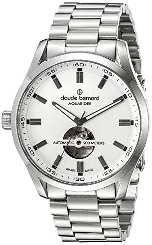 Claude Bernard Sporting Soul Aquarider Automatik Open Heart 85026 3M AIN