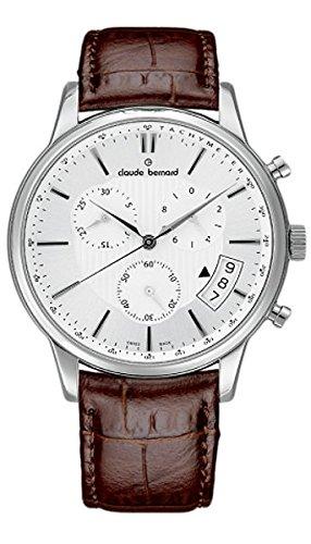 Claude Bernard Sophisticated Classics Chronograph Herrenuhr 01002 3 AIN