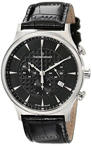 Claude Bernard Sophisticated Classics Chronograph 10217 3 NIN