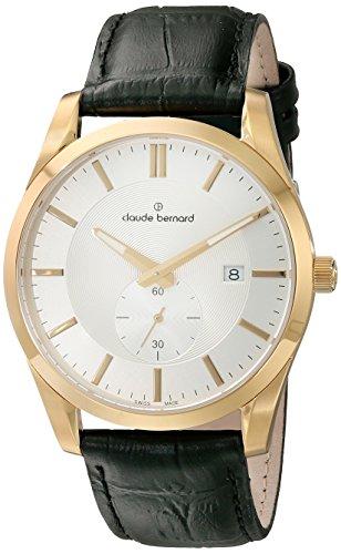 Claude Bernard Sophisticated Classics Small Second 65003 3 BR