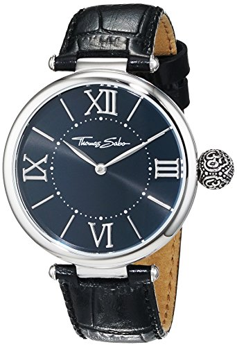 Thomas Sabo Watches Analog Quarz Leder WA0260 218 203 38mm