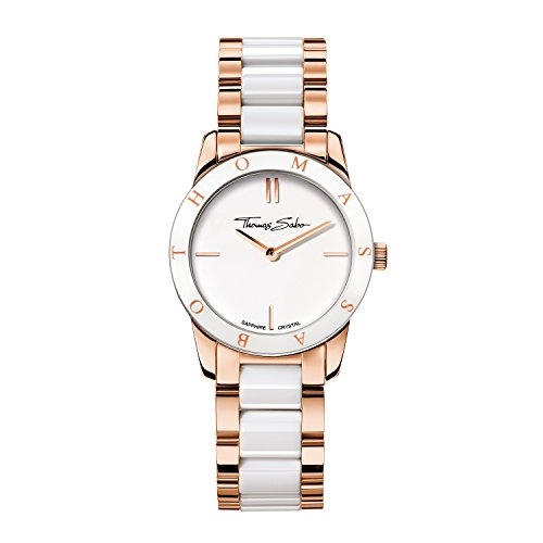 Thomas Sabo Damen Armbanduhr WA0194 262 202 30 mm