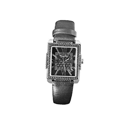 Thomas Sabo WA0043 209 203 Armbanduhr mit schwarzen Zirkonia