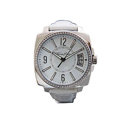 Thomas Sabo WA0088 215 202 Armbanduhr mit weissem Zirkonia