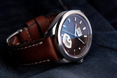 Best of Brown Leather Uhren