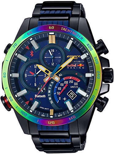 CASIO Watches EDIFICE Infiniti Red Bull Racing Limited Edition BLUETOOTH SMART corresponding