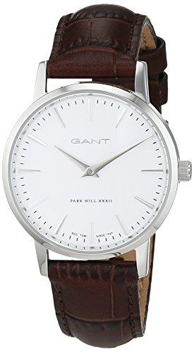 GANT TIME PARK HILL 32 Analog Quarz Leder