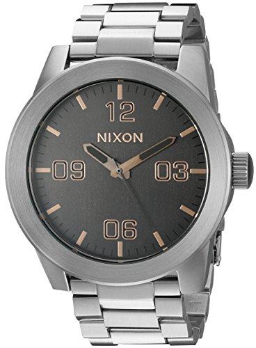 Nixon CORPORAL SS Analog Color: OS