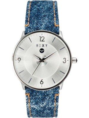 Roxy Damenuhr Chateaux - Silber/Blau