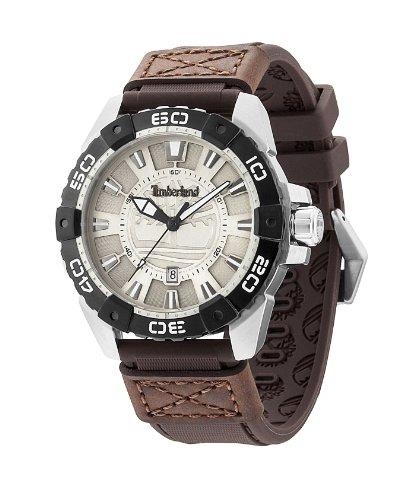 Timberland Herren TBL_13865JSTB_13 Somerville Analog 3 Hände Datum Armbanduhr